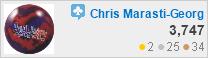 profile for Chris Marasti-Georg at Poker