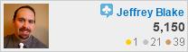 profile for Jeffrey Blake at Poker