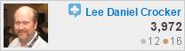 profile for Lee Daniel Crocker at Poker